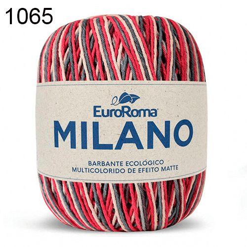 Barbante Milano 200gr Cor 1065 Rubi EuroRoma