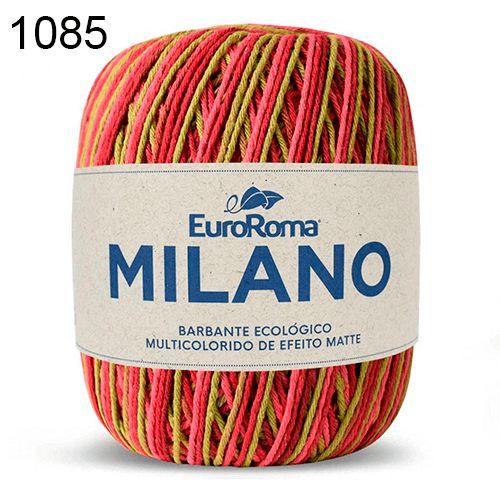 Barbante Milano 200gr Cor 1085 Damasco EuroRoma