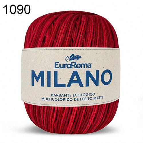 Barbante Milano 200gr Cor 1090 Cerejeira EuroRoma