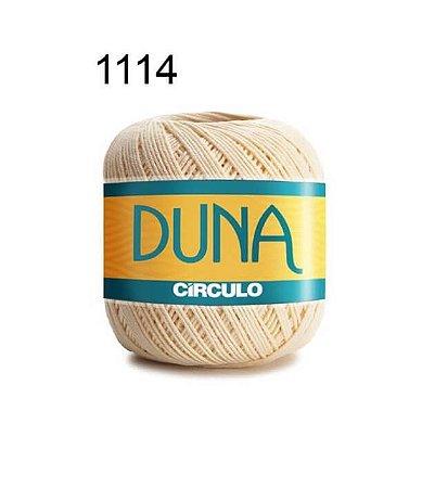 Linha Duna 100g Cor 1114 Amarelo Candy - Círculo