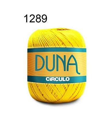 Linha Duna 100g Cor 1289 Canário - Círculo