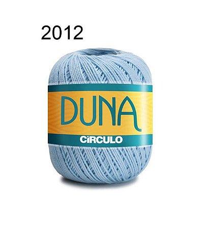 Linha Duna 100g Cor 2012 Azul Candy - Círculo