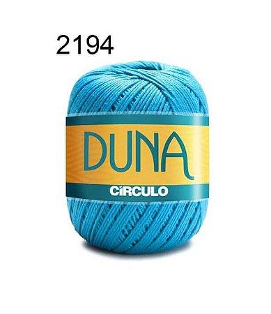 Linha Duna 100g Cor 2194 Turquesa - Círculo