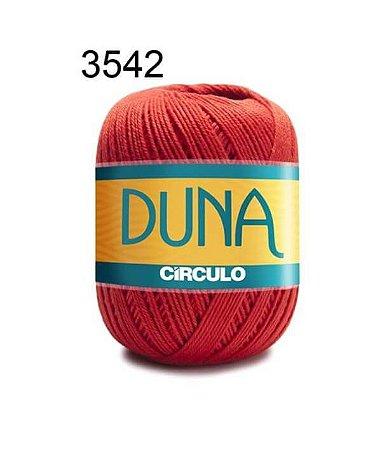 Linha Duna 100g Cor 3542 Maçã - Círculo