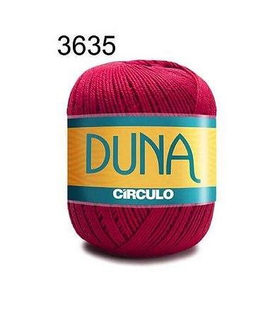 Linha Duna 100g Cor 3635 Paixão - Círculo