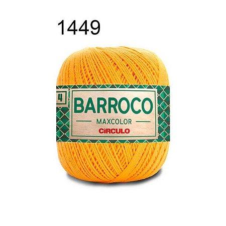 Barbante Barroco 4 Cor 1449 Ouro (590 Tex) 200gr - Círculo