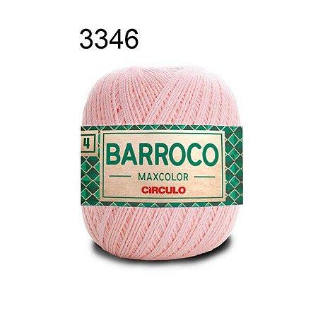Barbante Barroco 4 Cor 3346 Suspiro (590 Tex) 200gr - Círculo