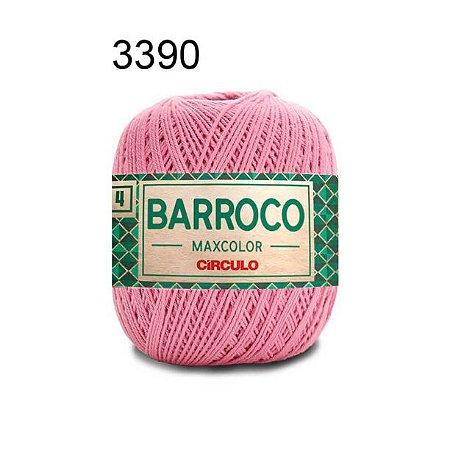 Barbante Barroco 4 Cor 3390 Quartzo (590 Tex) 200gr - Círculo