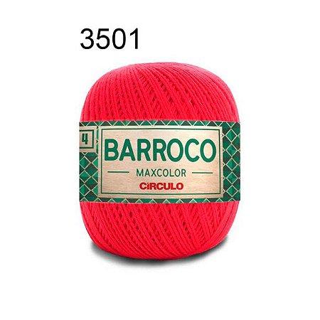 Barbante Barroco 4 Cor 3501 Malagueta (590 Tex) 200gr - Círculo
