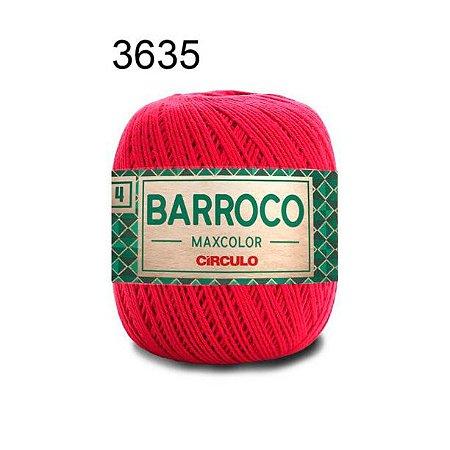 Barbante Barroco 4 Cor 3635 Paixão (590 Tex) 200gr - Círculo