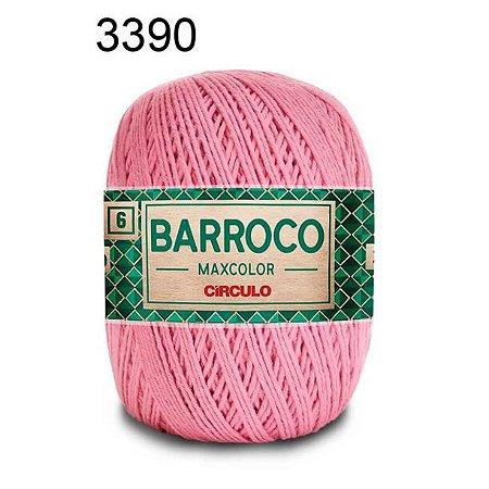 Barbante Barroco 6 Cor 3390 Quartzo  (885 Tex) 200gr - Círculo