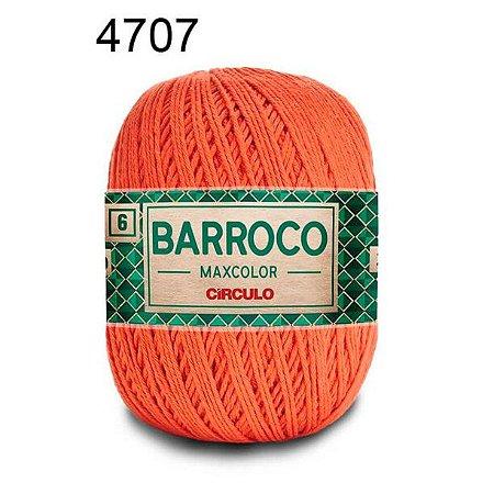 Barbante Barroco Maxcolor 6 Cor 4707 Telha (885 Tex) 200gr - Círculo