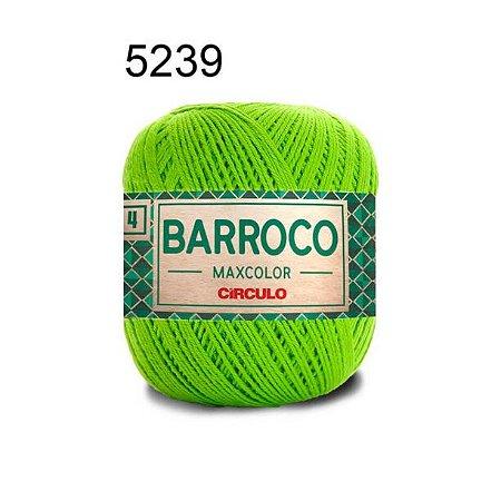 Barbante Barroco 4 Cor 5239 Hortaliça (590 Tex) 200gr - Círculo