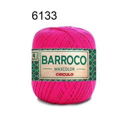 Barbante Barroco Maxcolor 4 Cor 6133 Pink (590 Tex) 200gr - Círculo
