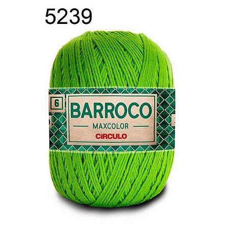Barbante Barroco Maxcolor 6 Cor 5239 Hortaliça (885 Tex) 200gr - Círculo