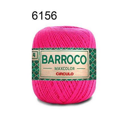 Barbante Barroco 4 Cor 6156 Tutti-Frutti (590 Tex) 200gr - Círculo