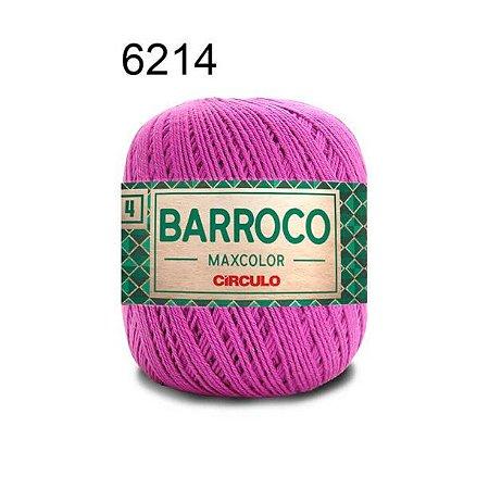 Barbante Barroco Maxcolor 4 Cor 6214 Violeta (590 Tex) 200gr - Círculo