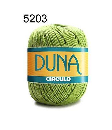 Linha Duna 100g Cor 5203 Greenery - Círculo