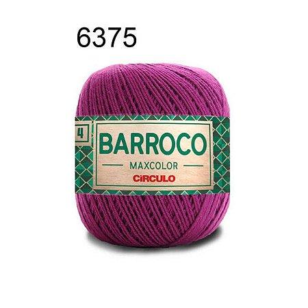 Barbante Barroco Maxcolor 4 Cor 6375 Uva (590 Tex) 200gr - Círculo
