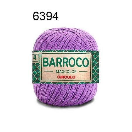 Barbante Barroco Maxcolor 4 Cor 6394 Lavanda (590 Tex) 200gr - Círculo