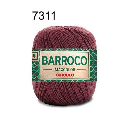 Barbante Barroco Maxcolor 4 Cor 7311 Tabaco (590 Tex) 200gr - Círculo