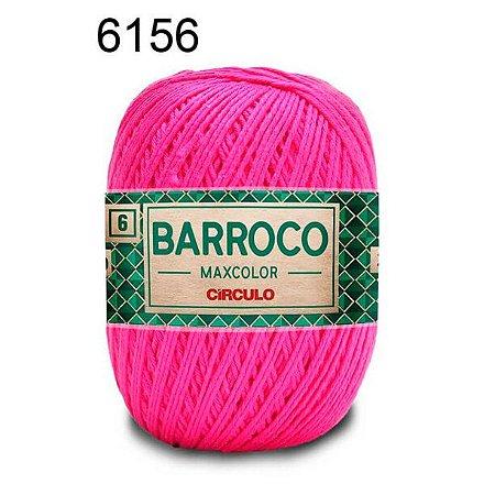 Barbante Barroco 6 Cor 6156 Tutti Frutti  (885 Tex) 200gr - Círculo