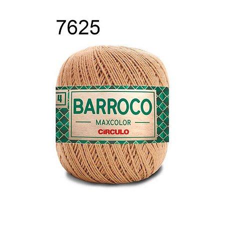 Barbante Barroco Maxcolor 4 Cor 7625 Castanha (590 Tex) 200gr - Círculo