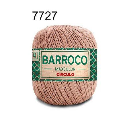 Barbante Barroco Maxcolor 4 Cor 7727 Caqui (590 Tex) 200gr - Círculo