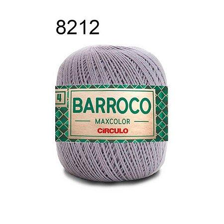 Barbante Barroco 4 Cor 8212 Cromado (590 Tex) 200gr - Círculo