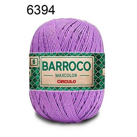 Barbante Barroco Maxcolor 6 Cor 6394 Lavanda  (885 Tex) 200gr - Círculo