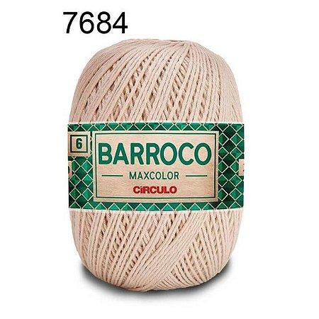 Barbante Barroco Maxcolor 6 Cor 7684 Porcelana  (885 Tex) 200gr - Círculo