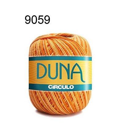 Linha Duna 100g Cor 9059 Abóbora - Círculo