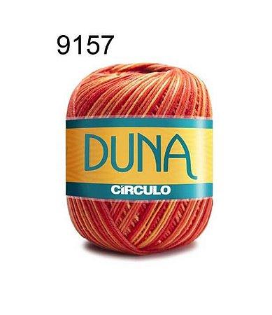 Linha Duna 100g Cor 9157 Pitanga - Círculo