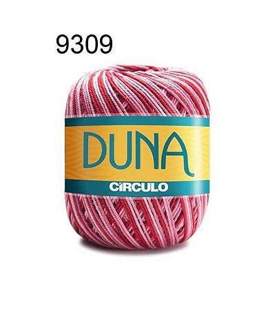 Linha Duna 100g Cor 9309 Frutas Vermelhas - Círculo