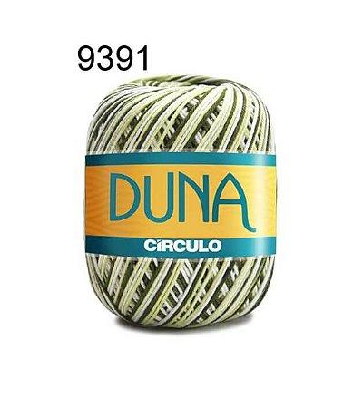 Linha Duna 100g Cor 9391 Babosa - Círculo