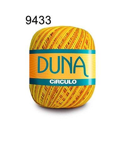 Linha Duna 100g Cor 9433 Abacaxi - Círculo