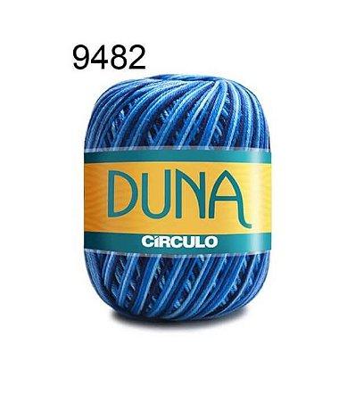 Linha Duna 100g Cor 9482 Pacífico - Círculo