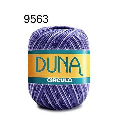 Linha Duna 100g Cor 9563 Vinhedo - Círculo
