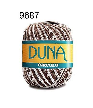 Linha Duna 100g Cor 9687 Caravela - Círculo