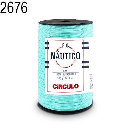 Fio Náutico 500gr Cor 2676 Verde Candy - Círculo