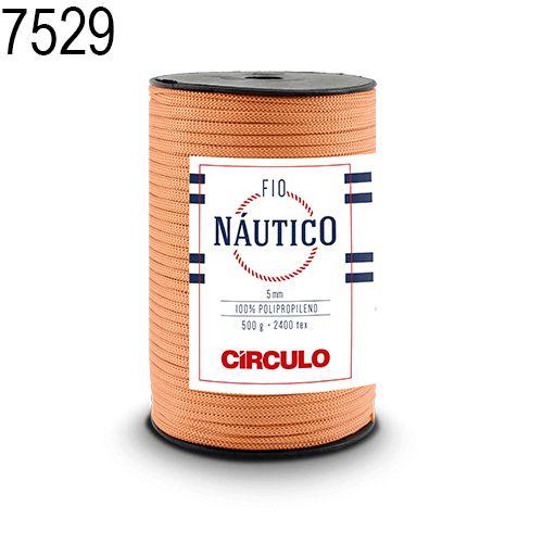 Fio Náutico 500gr Cor 7529 Terracota - Círculo