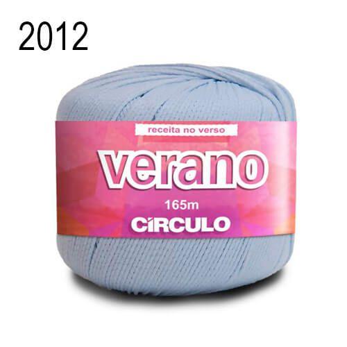 Linha Verano Cor 2012 Azul Candy 165 Metros