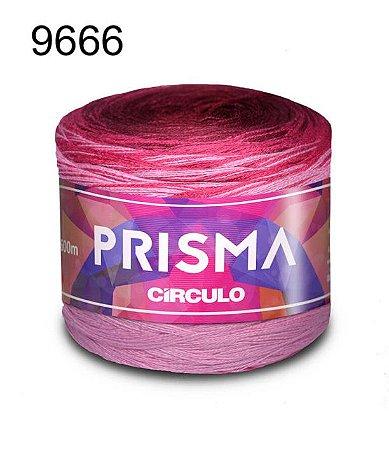 Linha Prisma Cor 9666 Framboesa  600 Metros