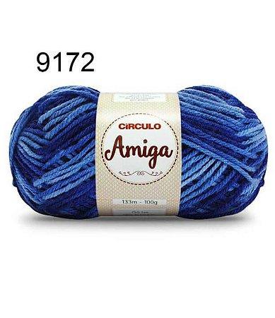 Lã Amiga Cor 9172 Amuleto 100 Gramas