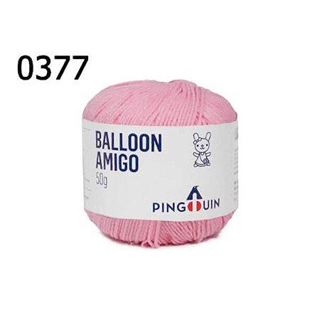 Linha Ballon Amigo Cor 0377 Sonho 50 Gramas 150 Metros