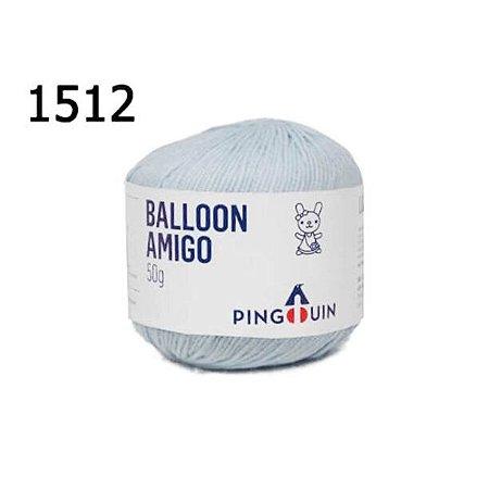 Linha Ballon Amigo Cor 1512 Patina 50 Gramas 150 Metros
