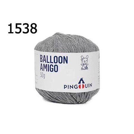 Linha Ballon Amigo Cor 1538 Millenium 50 Gramas 150 Metros