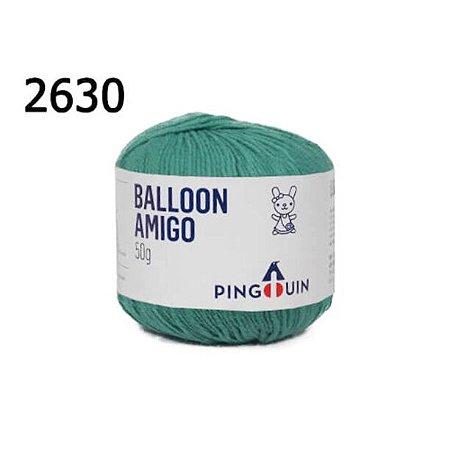 Linha Ballon Amigo Cor 2630 Positano 50 Gramas 150 Metros