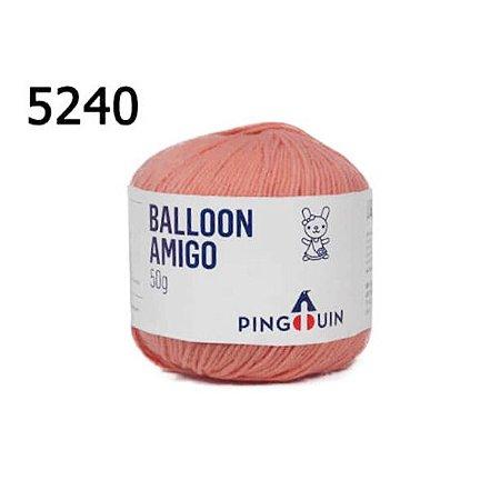 Linha Ballon Amigo Cor 5240 Fiama 50 Gramas 150 Metros