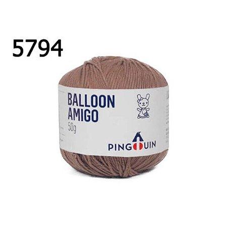 Linha Ballon Amigo Cor 5794 Hierro 50 Gramas 150 Metros